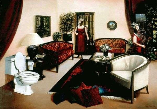 室内设计   盖伊约翰逊