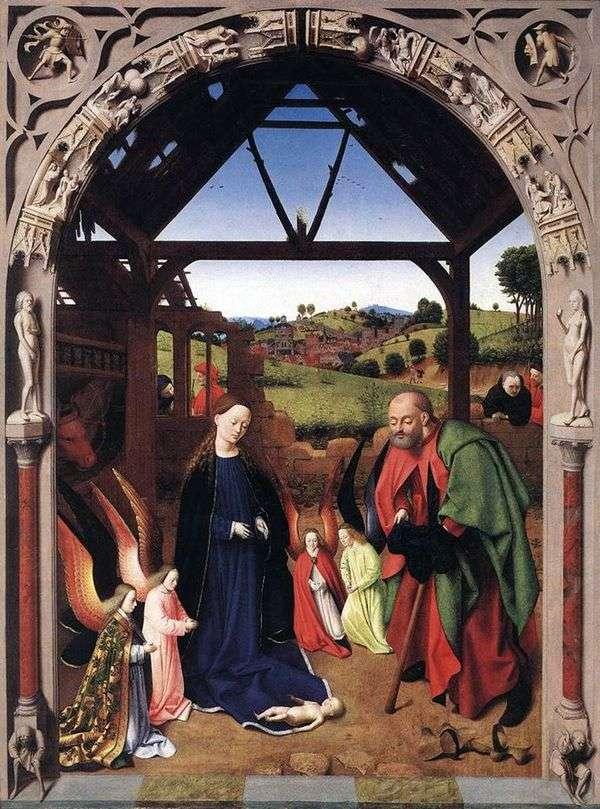 圣诞节   Petrus Christus