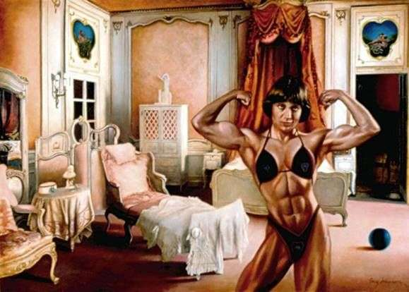 粉红房间   盖伊约翰逊