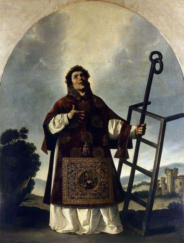 圣劳伦斯   Francisco de Zurbaran