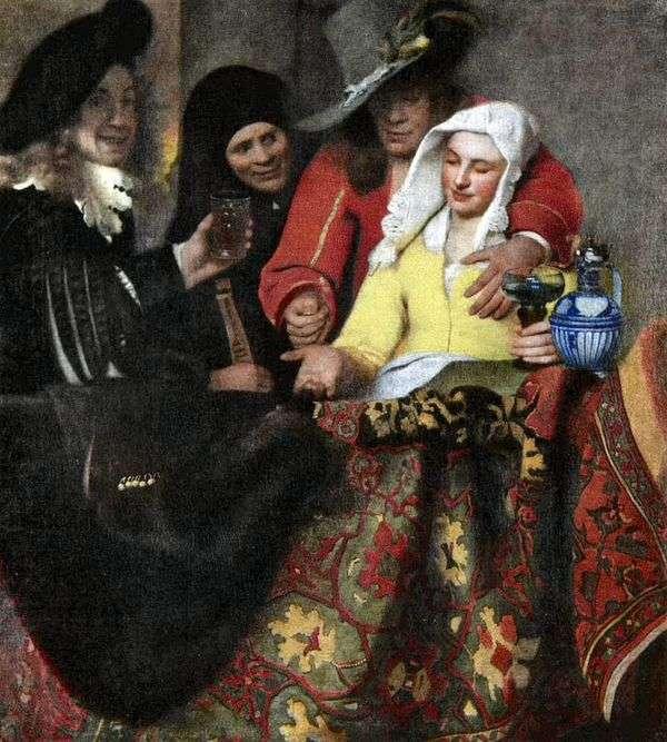在皮条客   Jan Vermeer