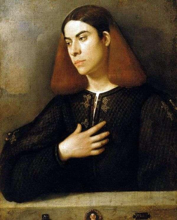 Antonio Brockardo   Giorgione