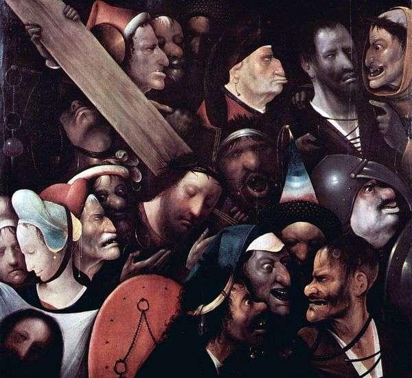 携带十字架   Hieronymus Bosch