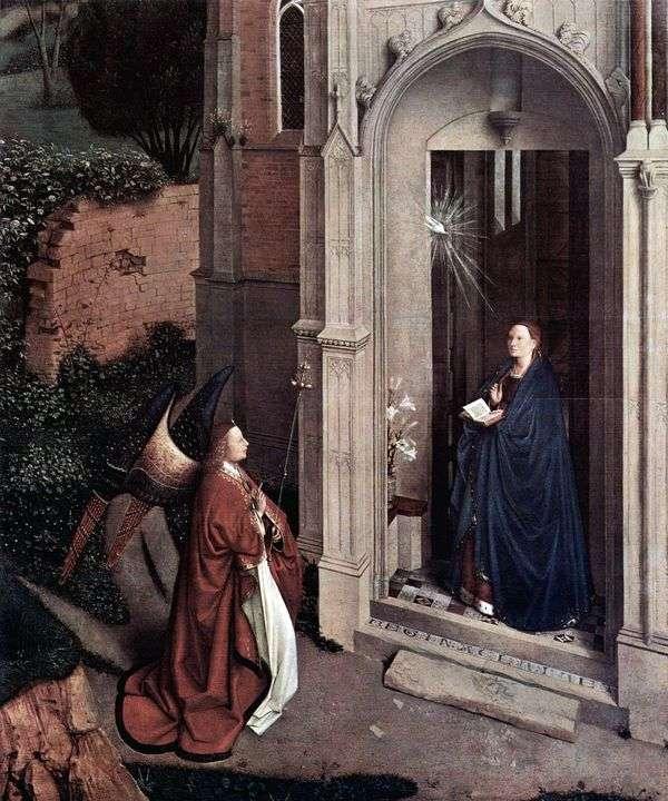 教会通告   Jan van Eyck