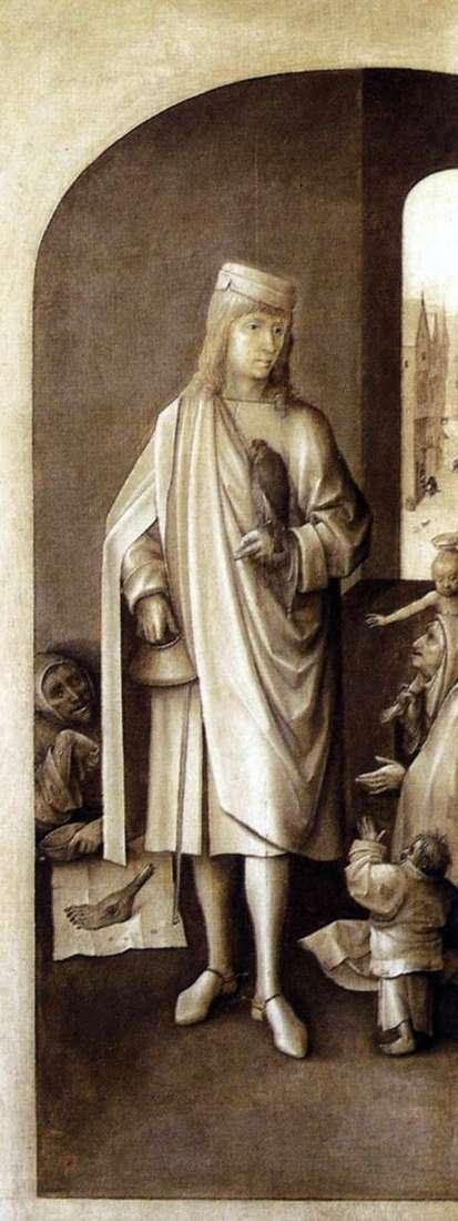 St. Bavon   Hieronymus Bosch