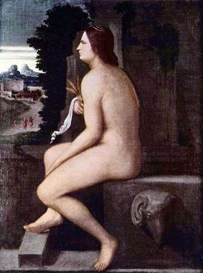 Ceres   Giorgione