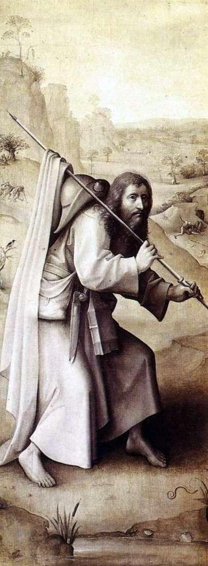圣雅各布长老   Hieronymus Bosch