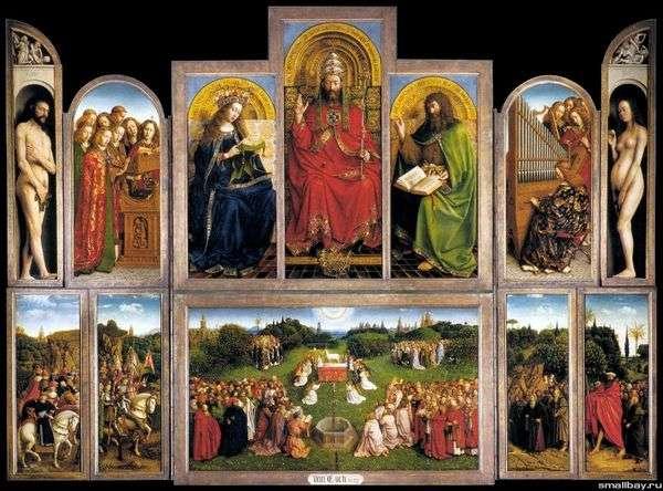 根特祭坛   Jan van Eyck
