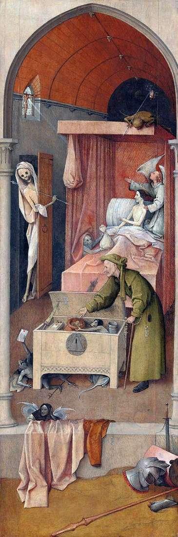 死亡与狡猾   Hieronymus Bosch