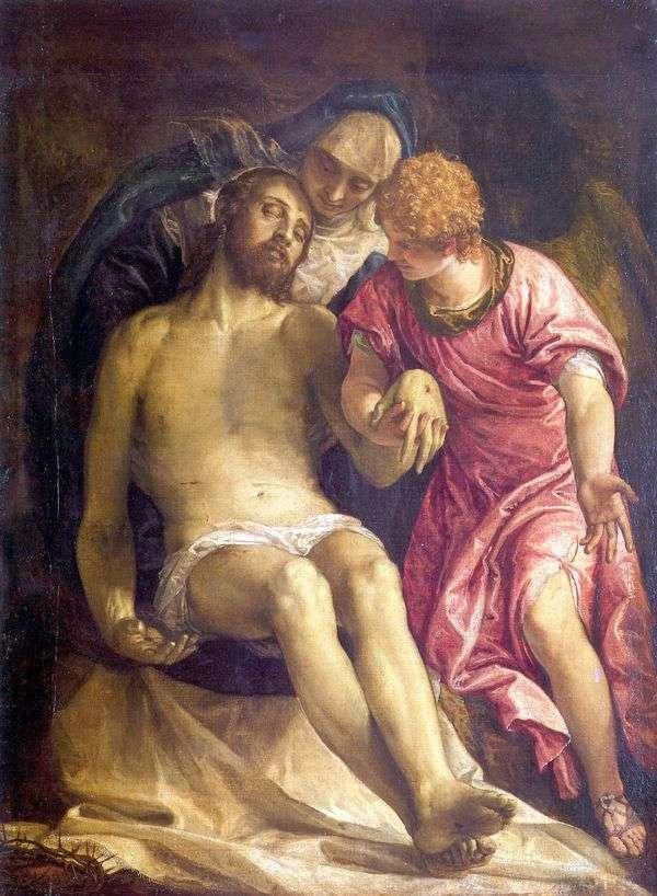 基督的哀悼   保罗维罗内塞
