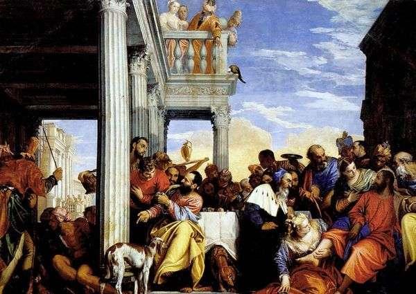 Simon Faris的盛宴   Paolo Veronese