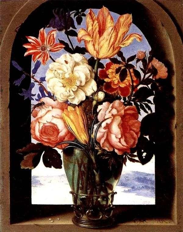 鲜花花束   Ambrosius Boshart