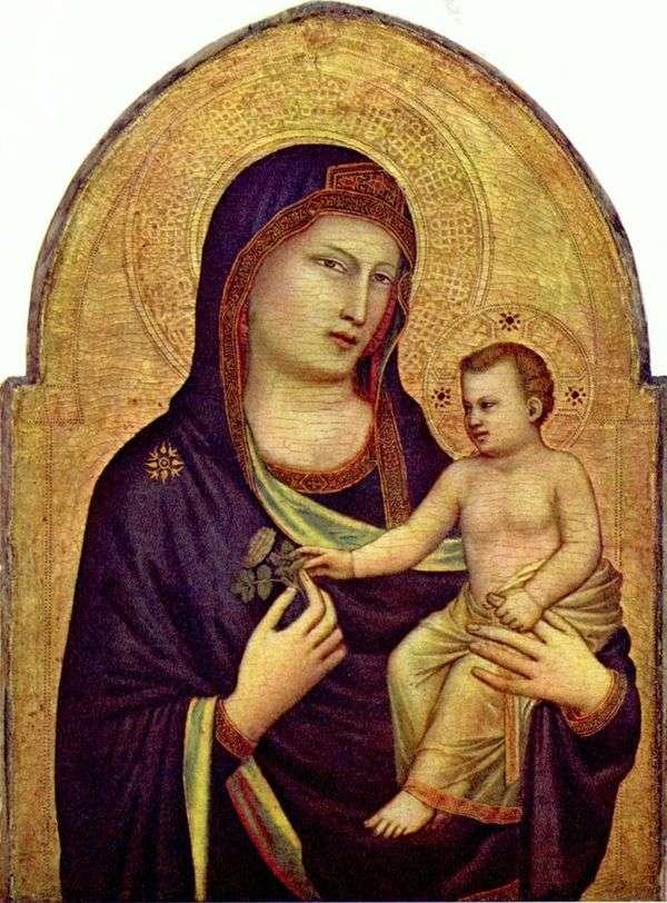 麦当娜和儿童   邦多内乔托