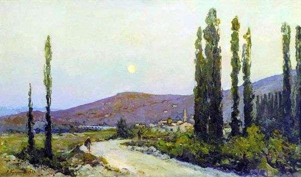 Beasal Valley。克里米亚   亚历山大库普林
