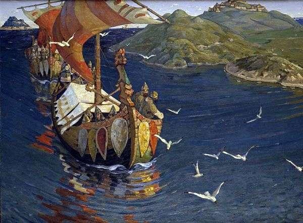 海外嘉宾   Nicholas Roerich