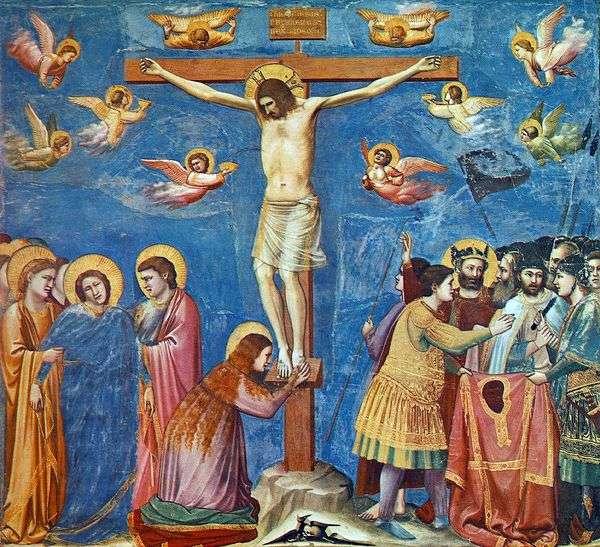 十字架(Cappella del Arena)   乔托