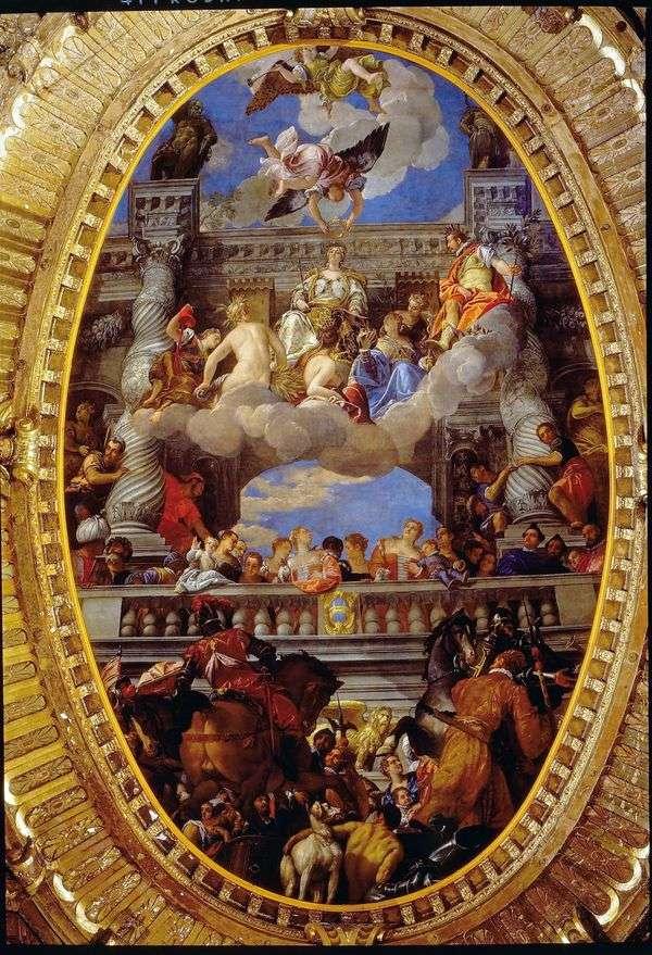 威尼斯的胜利   保罗维罗纳