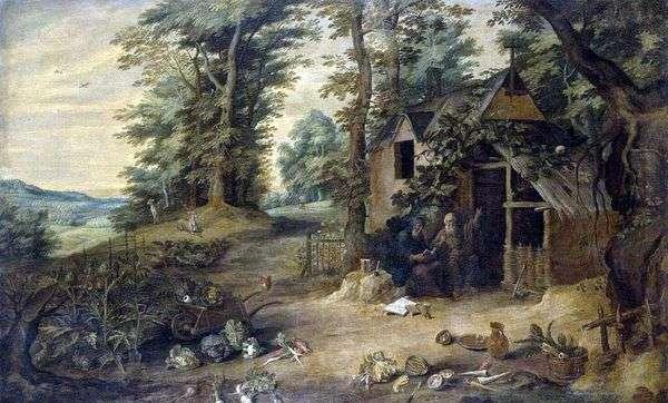 圣安东尼大帝和保罗隐士会议   大卫特尼尔斯
