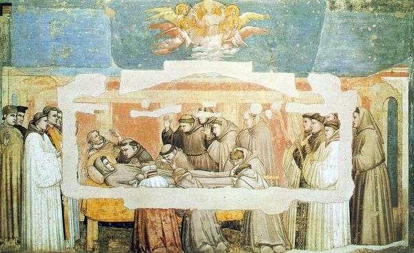 圣弗朗西斯之死   乔托