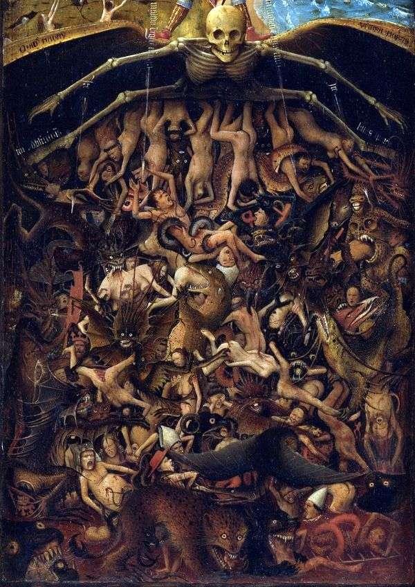 最后的审判   Jan van Eyck