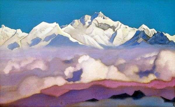 Kanchenjunga   Nicholas Roerich