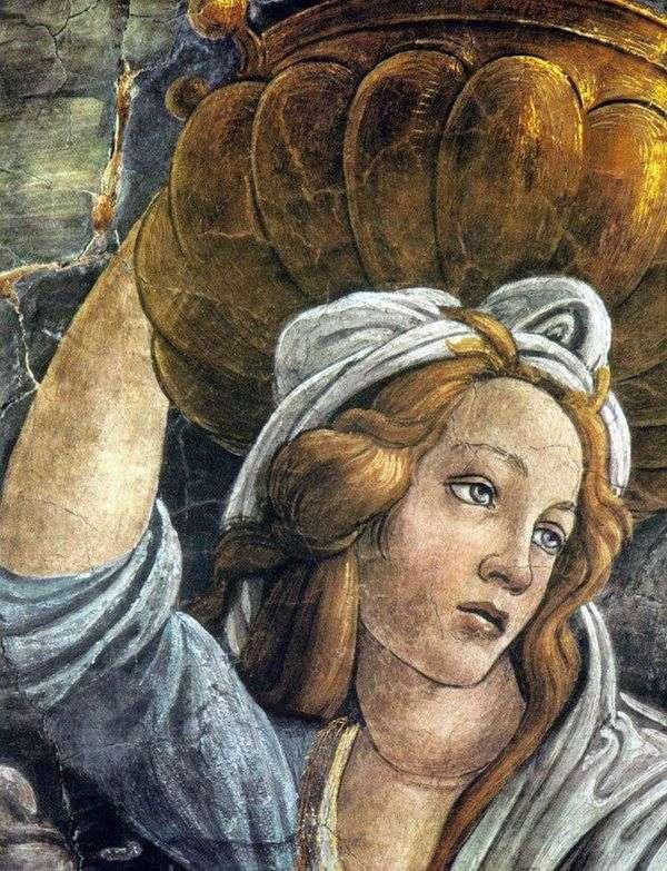 女儿Jethro(片段)   Sandro Botticelli
