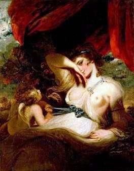 丘比特释放金星腰带   雷诺兹约书亚
