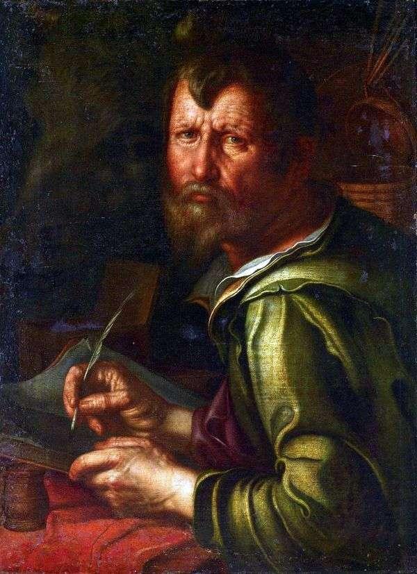 卢克福音传教士   约阿希姆 艾特瓦尔