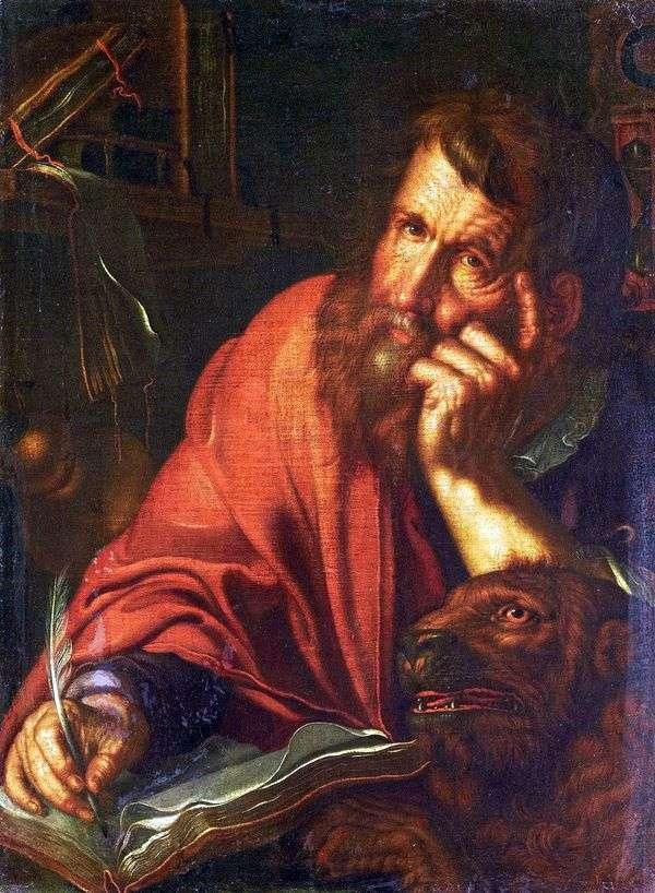 福音传教士Mark   Joachim Eyteval