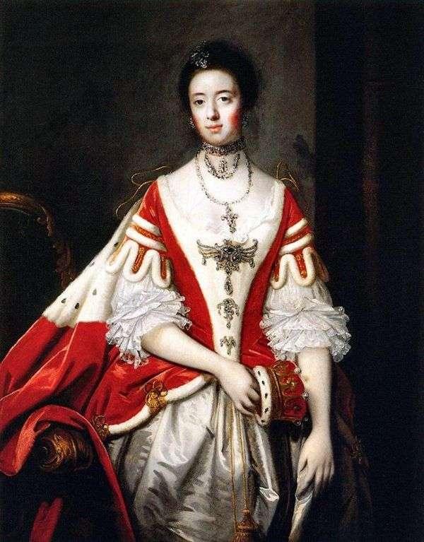 伯爵夫人达特茅斯   雷诺兹约书亚
