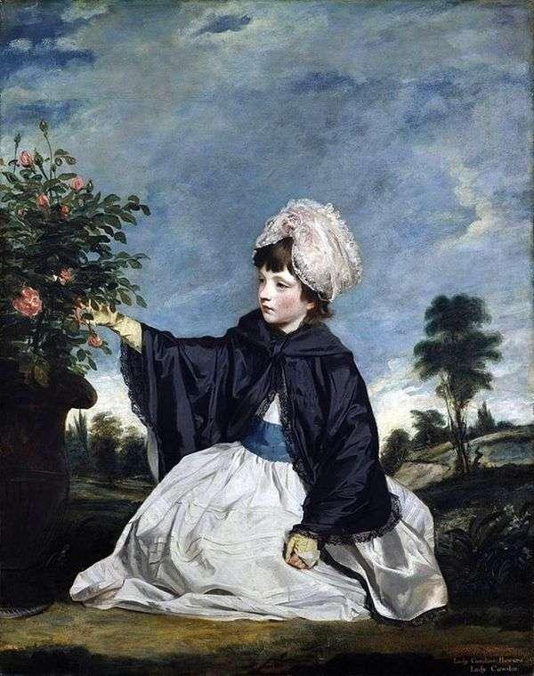 Lady Carolina Howard   雷诺兹约书亚