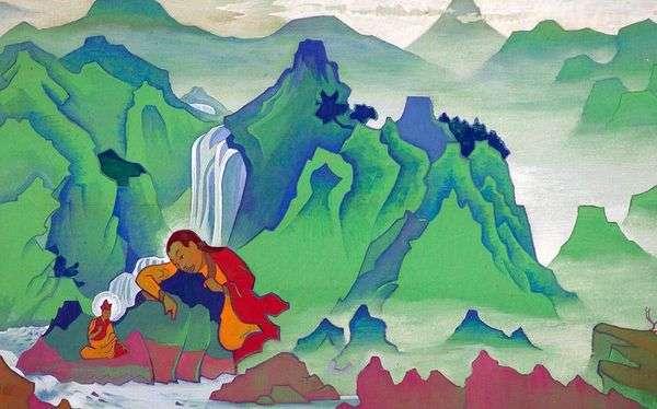 Padma Sambgava   Nicholas Roerich