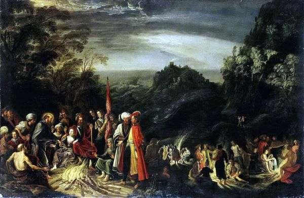 使徒保罗的奇迹在马耳他岛   大卫Teniers