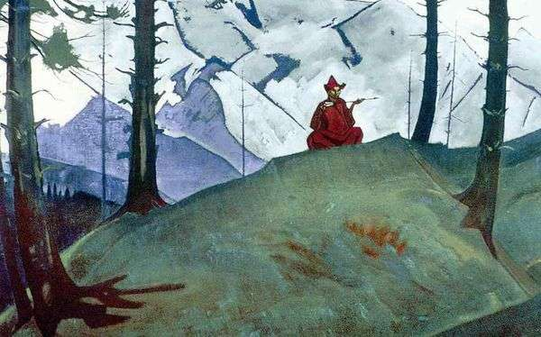 Sarakh   祝福箭   Nicholas Roerich
