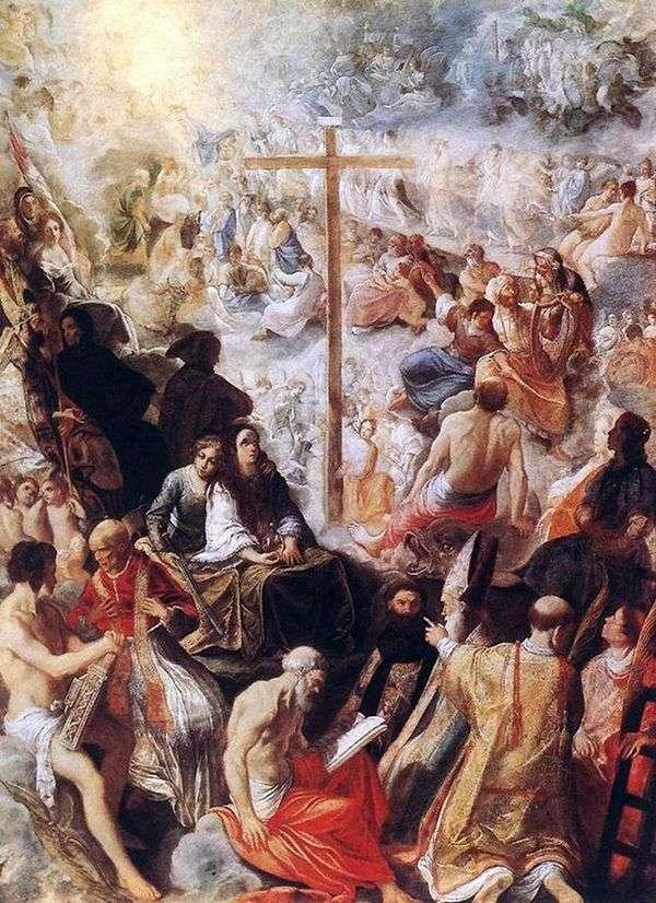 美化十字架   亚当 埃尔斯海默