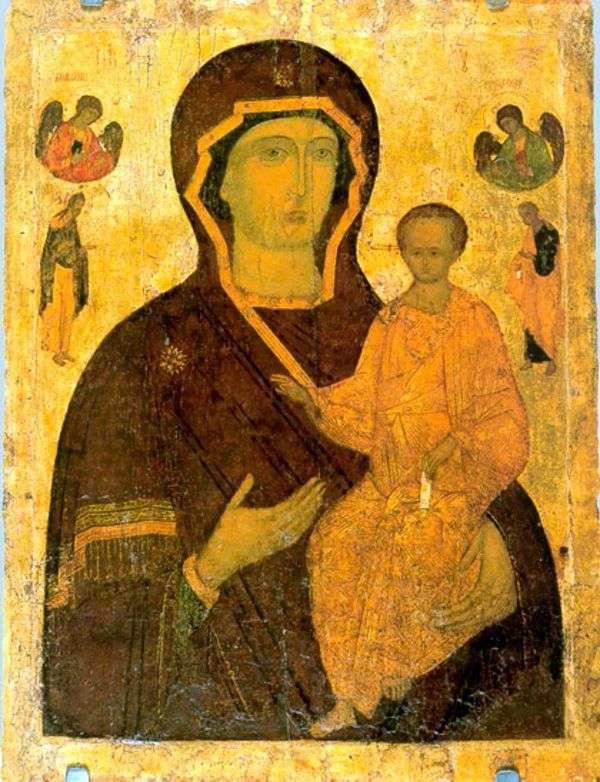 Virgin Hodegetria   Dionysius