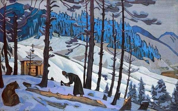 Sergiy建筑师   Nicholas Roerich