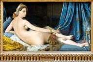 Greater Odalisque   Jean Auguste Dominique Ingres