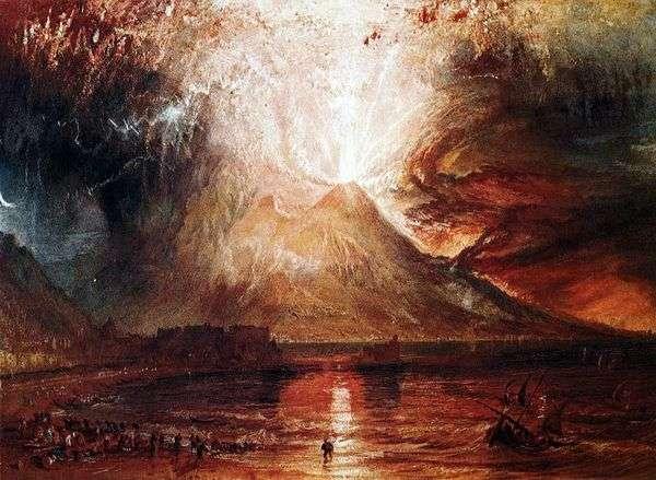 维苏威火山爆发   威廉特纳