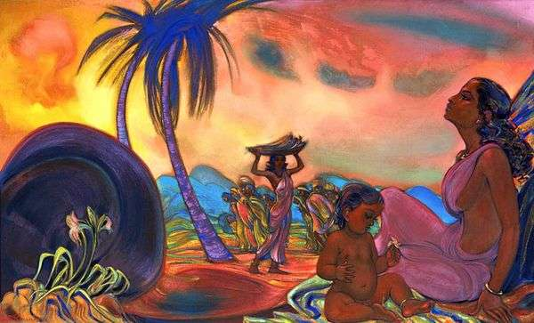 永生   Svyatoslav Roerich