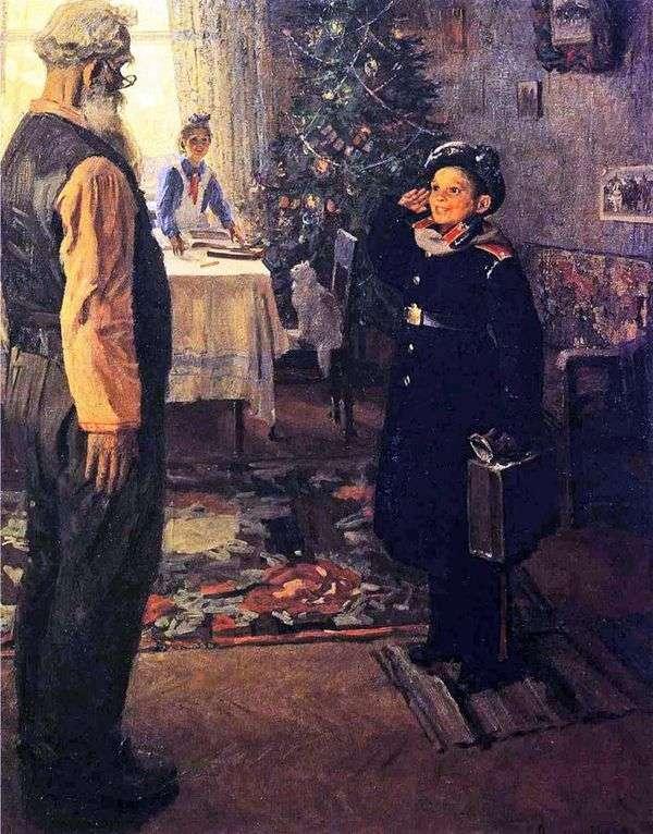 抵达度假   Fedor Reshetnikov