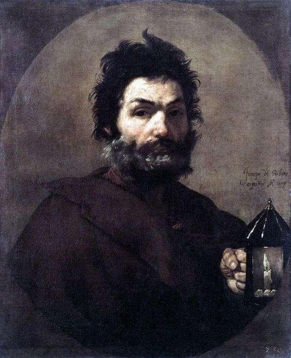 Diogenes   Jusepe de Ribera