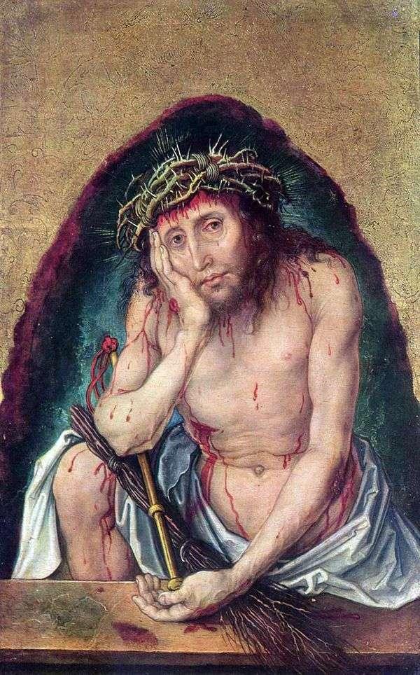 Ecce Homo或看到男人!   Albrecht Durer