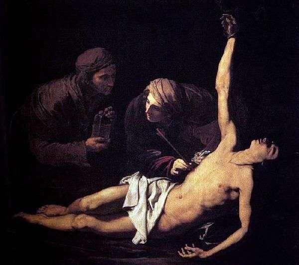 圣塞巴斯蒂安的殉道   Husepe Ribera