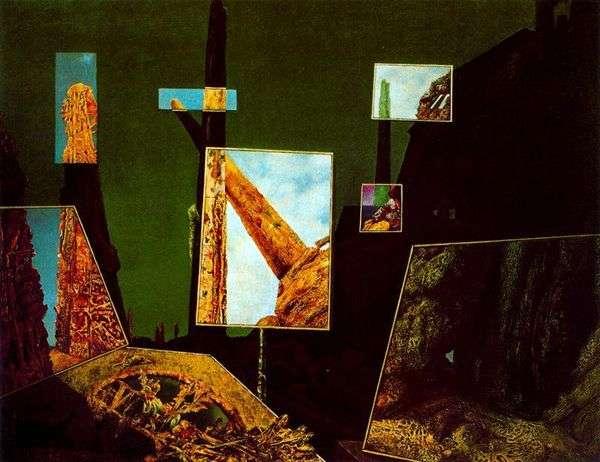 白天和黑夜(白天和黑夜)   Max Ernst