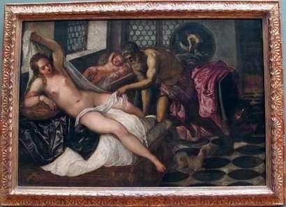 金星,火神和火星   雅各布丁托列托