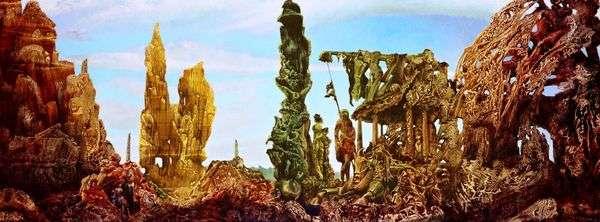 雨后的欧洲II   Max Ernst