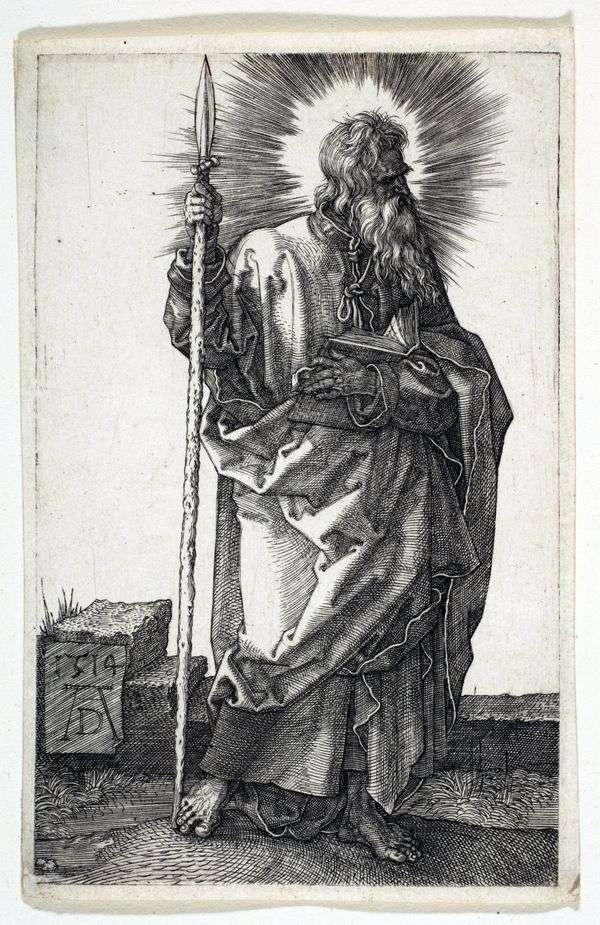 使徒   阿尔布雷希特 杜勒