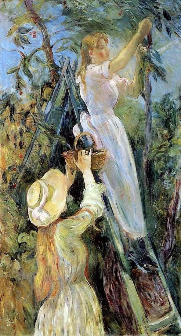 甜樱桃   Bertha Morisot