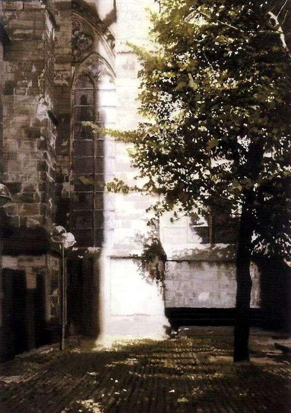 大教堂的角落   格哈德里希特